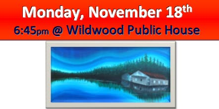 Wildwood Public House, Island Art Night