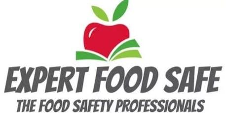 Food Safe Course Saturaday Nov 23 tickets