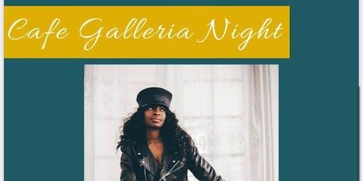 Cafe Galleria Night