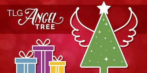 Wine & Paint Happy Hour   Benefiting Angel Tree 2019