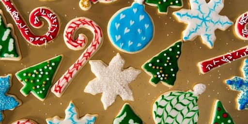 Kids Christmas Cookie Decorating