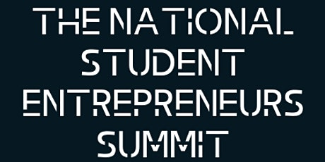 National Student Entrepreneurs Summit tickets