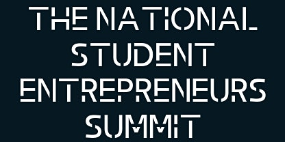National Student Entrepreneurs Summit