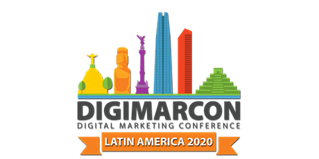DigiMarCon Latin America 2020 - Digital Marketing Conference boletos