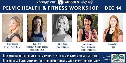 Pelvic Health & Fitness Workshop