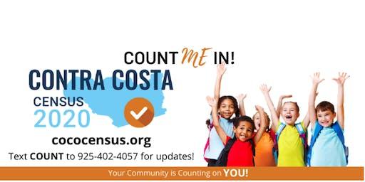 CoCo Census East County Regional Training Workshop