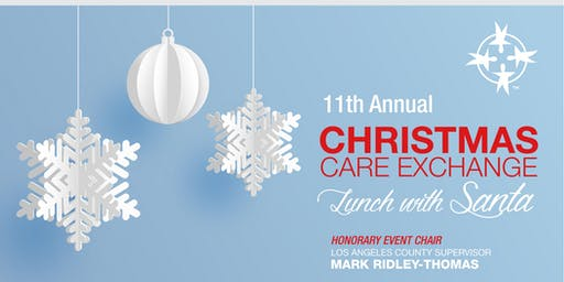 11th Annual Christmas Care Exchange /  Lunch with Santa
