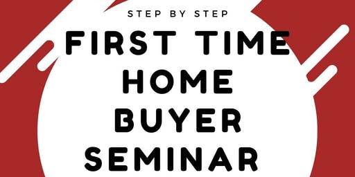 Step by Step  NEW Home buyers seminar
