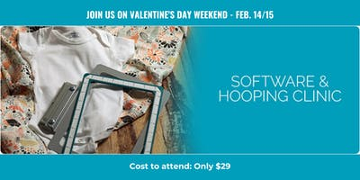DIME Software + Hooping Clinic