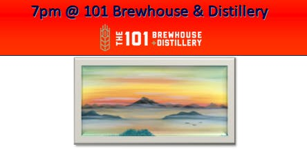 101 Brewhouse & Distillery, Island Art Night