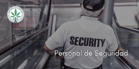 Adiestramiento Personal de Seguridad (San Juan) entradas