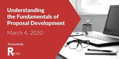 Understanding the Fundamentals of Proposal Development