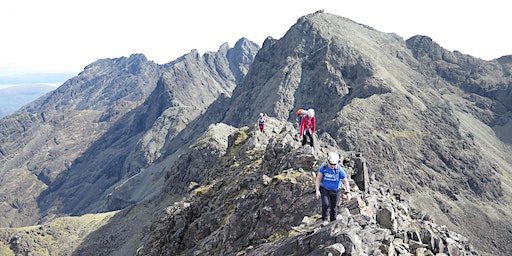 Cuillin Munros Course - 4 Days