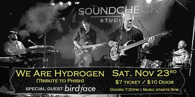 We Are Hydrogen w/ Birdface at Soundcheck Studios
