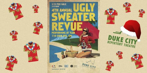 4th Annual Ugly Sweater Revue (PWIW)