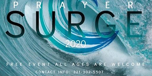 Prayer Surge 2020