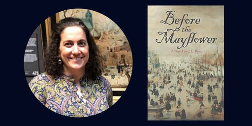 Author Event: J.L. Rose & BEFORE THE MAYFLOWER