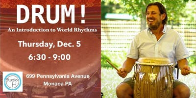 DRUM!  -  An Introduction to World Rhythms