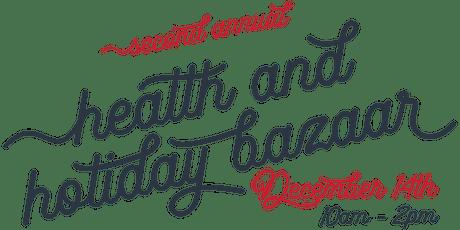 MOVE Barre + Yoga 2nd Annual Health & Holiday Bazaar tickets