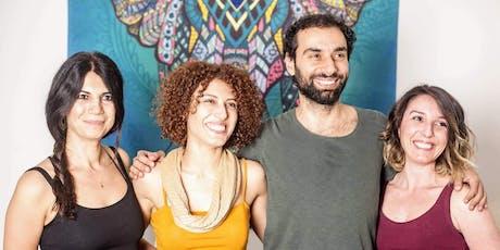 Temel Yoga Uzmanlaşma Programı tickets