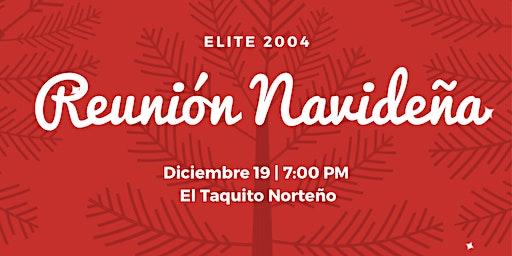 Reunión Navideña Elite 04