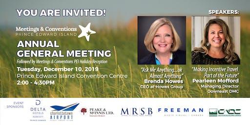 Meetings & Conventions PEI - Annual General Meeting