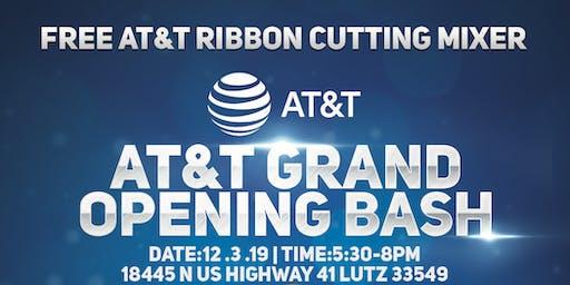 AT&T Ribbon Cutting Celebration