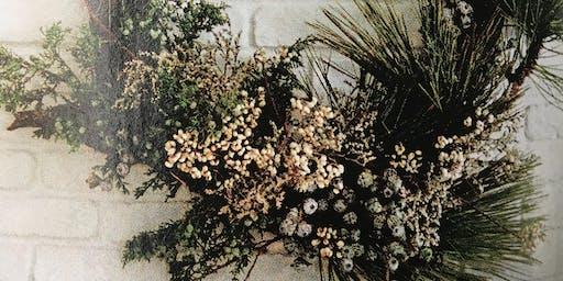 Afternoon Winter Wreath Workshop