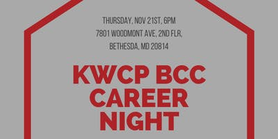 KWCP Bethesda Career Night