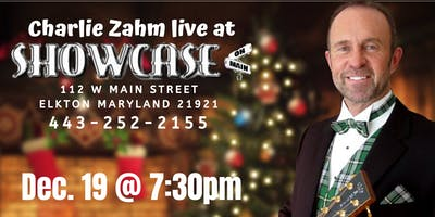 Charlie Zahm - Christmas Concert at Showcase on Main