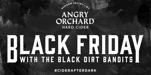 Angry Orchard's Black Friday with the Black Dirt Bandits