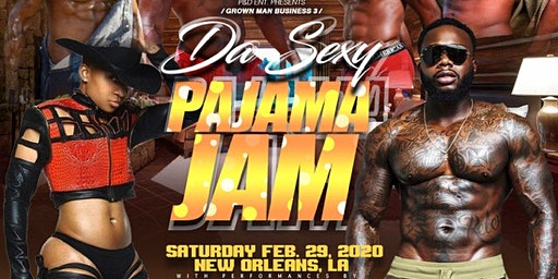 Grown Man  Business 3: Da Sexy Pajama Jam
