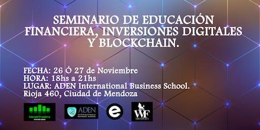 Educación Financiera y Blockchain