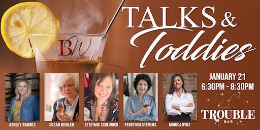 Bourbon Women Talks & Toddies