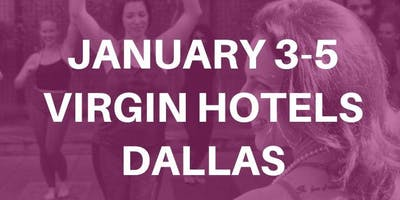 Drunk Yoga® at Virgin Hotels Dallas
