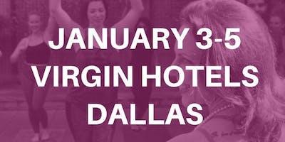 Drunk Yoga® at Virgin Hotels Dallas