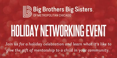 Big Brothers Big Sisters Holiday Networking Event