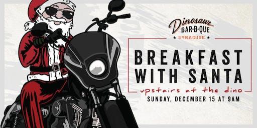 2019 Breakfast with Santa (Syracuse 9am-11am)