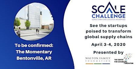 SCALE Challenge Investor Forum tickets