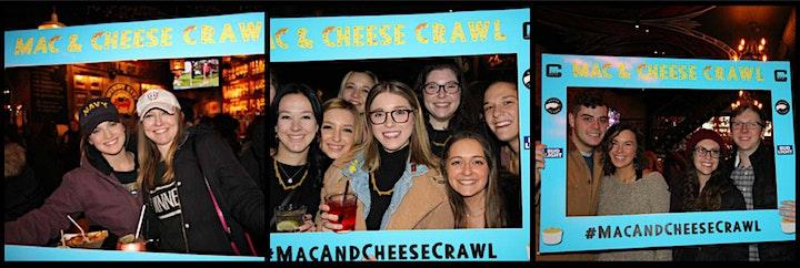 Mac & Cheese Crawl - Chicago's Cheesiest Bar Crawl! image