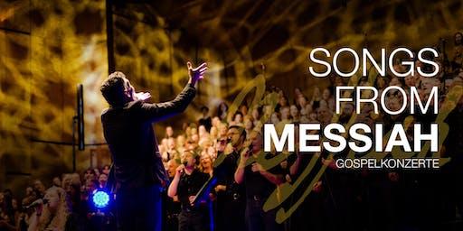 Songs From Messiah - Gospel im Osten