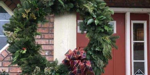 Wreath Making Workshop - Wednesday