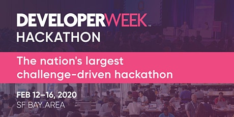DeveloperWeek 2020 Hackathon tickets