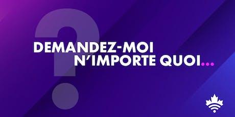Demandez-moi n'importe quoi - Séances en français - Décembre billets