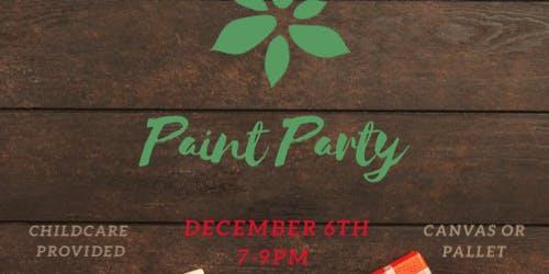 Canvas Paint Party