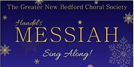 HANDEL MESSIAH SING-ALONG tickets