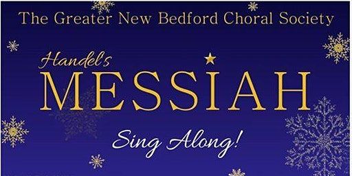 HANDEL MESSIAH SING-ALONG