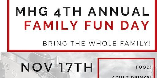 MHG 4th Annual Family Fun Day!