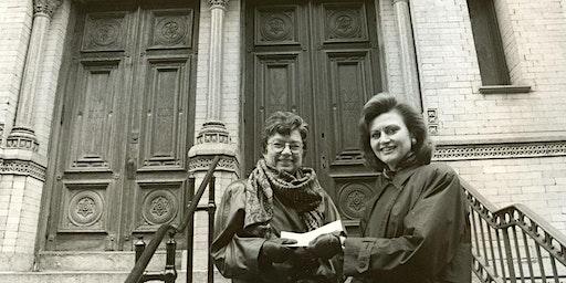 Women's Work: Preserving and Restoring our Landmarks