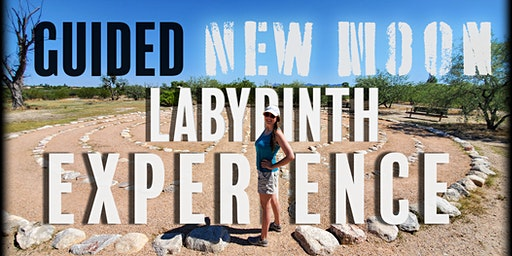 Guided New Moon Labyrinth Experience